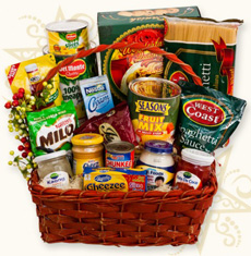 Yuletide Reward Deluxe Basket