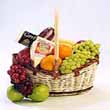 Fruit and Gourmet Basket