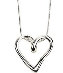 Necklace Heart 05